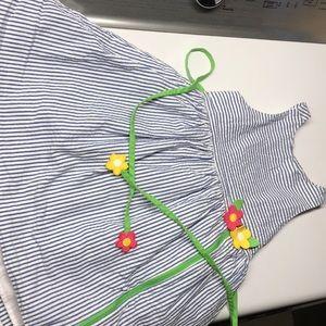 Florence Eisman girls dress